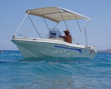 kalathos boat rental